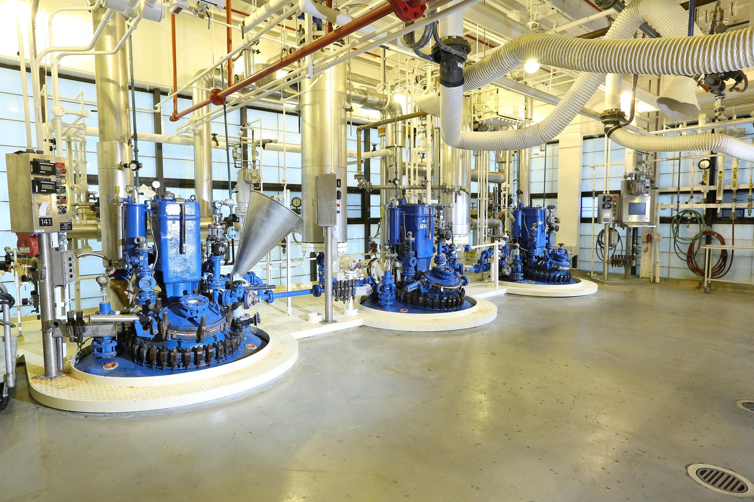 4000l reactors