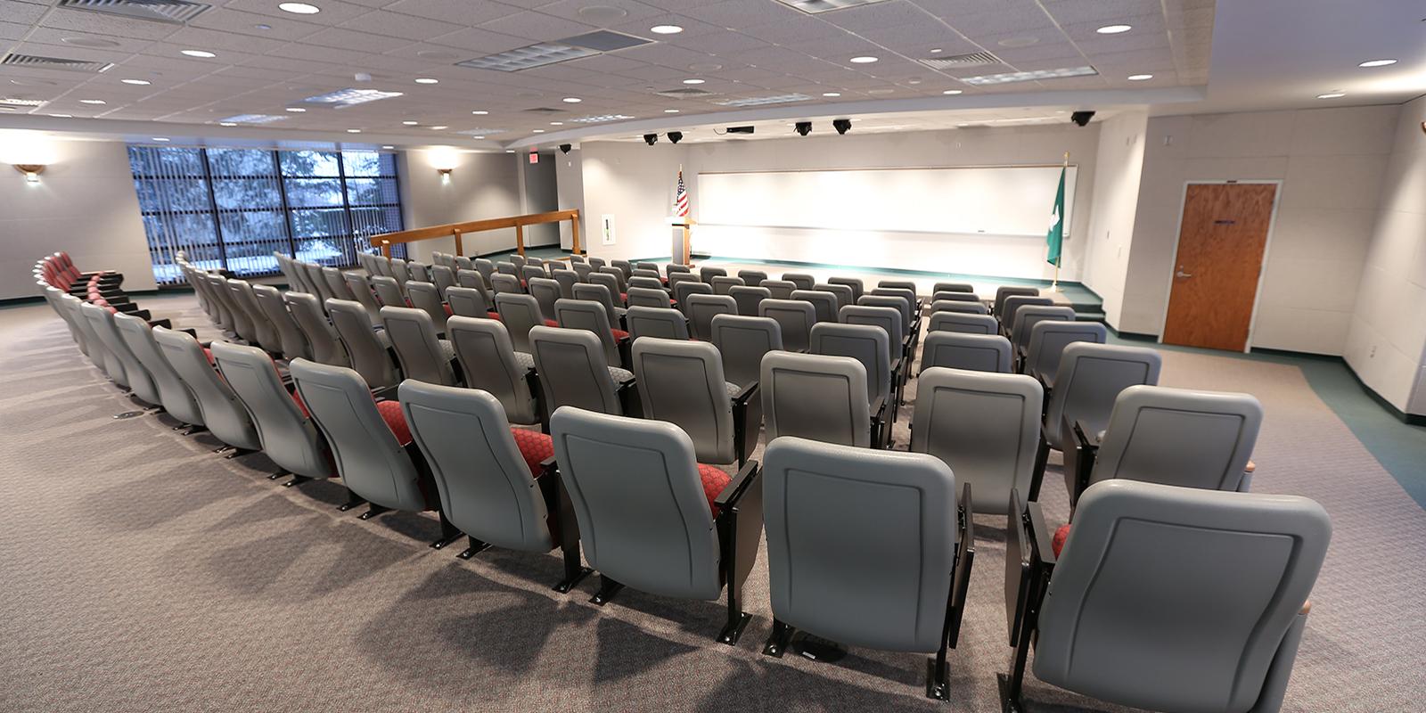 MSU BI Auditorium