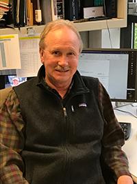 Portrait of Tom Bauer