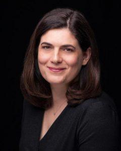 Portrait photo of Irene Xagoraraki